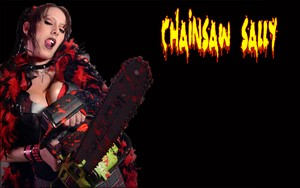 CHAINSAW SALLY SHOW V-BLOG #5 !!! feat- attack of the vampirates